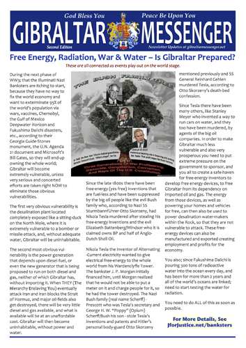 2. GM2 - Free Energy, Radiation, War and Water 1