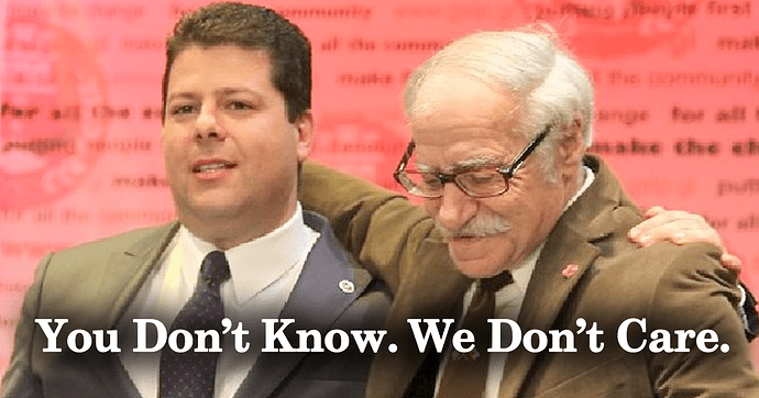 You Don't Know Picardo and Bossano