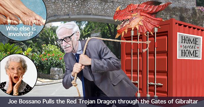 Joe and the Dragon