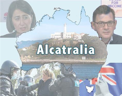 Alcatralia