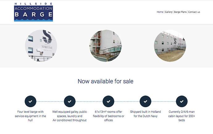 Hillside for sale