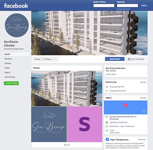 seabreeze facebook