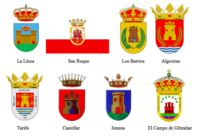 eight Campo Banners