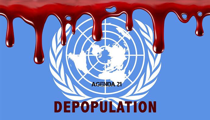 UN Depopulation Plan
