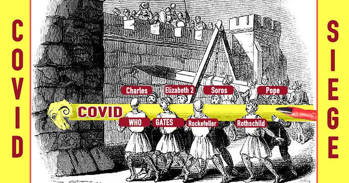 Covid Siege