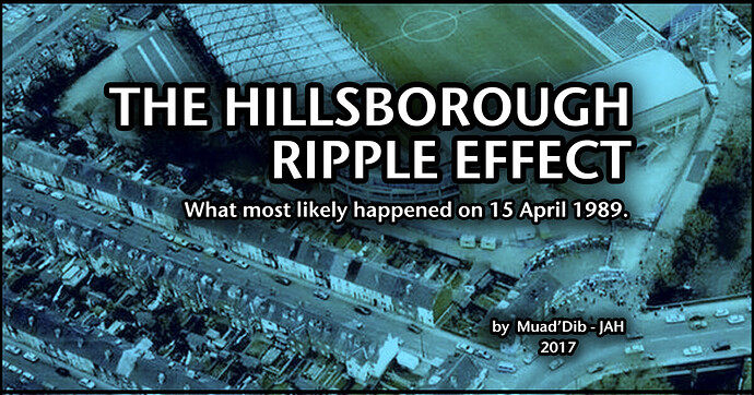 Hillsborough Ripple Effect