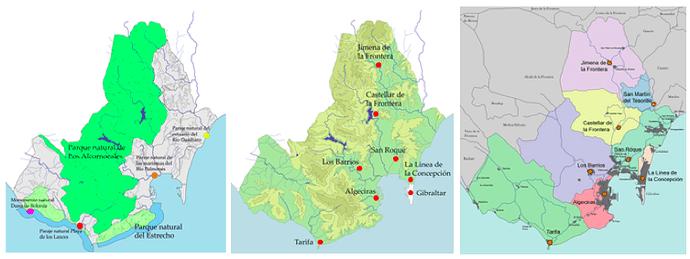 Campo Maps