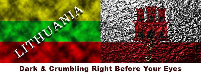 Lithuania & Gibraltar