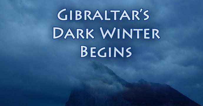 Gibraltar Dark Winter