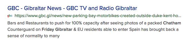 GBC parking link