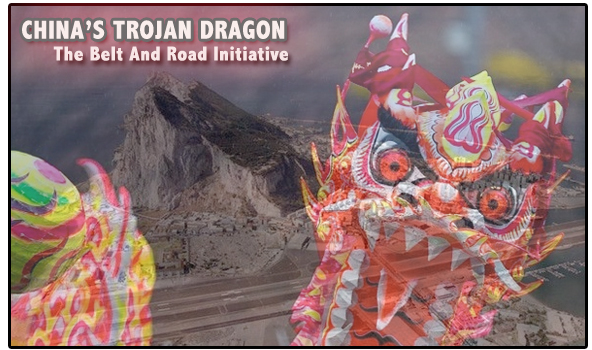 China Trojan Horse