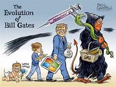 Evolution of Gates