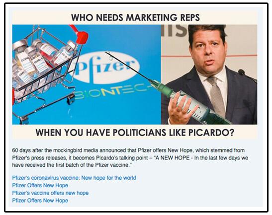 Picardo false hope