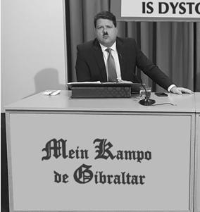 Der Fuehrer Picardo's Mein Kampo